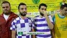 OsmanGazi United Fc/Mutlukent Sk/Maçın Röportajı