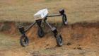Tüm Arazi Şartlarında Hareket Edebilen Robot