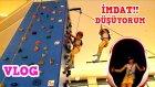 Vlog - Tırmandım Simülatöre Bindim Oyuncaklar Aldık Ve Yemek Yedik