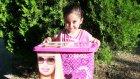 Barbie DEV Oyuncak Paketi Açma - Oyun Hamuru Tv