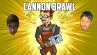Cannon Brawl Türkçe Oynanış - Güçsüz Ama Onurlu!