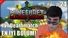 En Epik Bölüm! | Minecraft Türkçe Hunger Games | Bölüm 24