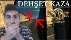 Euro Truck Simulator 2 Türkçe Multiplayer | Otobanda Dehşet Kaza 2