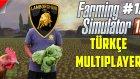 Farming Simulator 15 Türkçe Online Multiplayer | Lamborghini | Bölüm 12