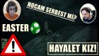 GTA 5 Türkçe Online - Easter Egg - HAYALET KIZ! - Hocam Serbest mi?