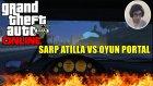 Gta 5 Türkçe Online Multiplayer | Sarp Atilla Vs Oyun Portal | Yarış!