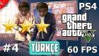 Gta 5 Türkçe Oynanış | 3 Yıldız Aranma | Bölüm 4