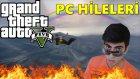 Hileli GTA 5 Oynuyoruz - GTA 5 PC Hileleri