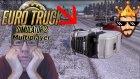 Kar Modu Yanyatan Sarp | Euro Truck Simulator 2 Türkçe Multiplayer