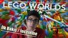 Lego Worlds Türkçe | İlk Bakış / İnceleme | Tanzanya Belediyesi | Aga Bu Nedir?