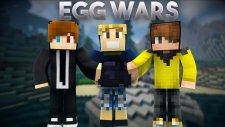 Minecraft Egg Wars - Müthiş Okçu - Burak Oyunda