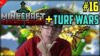 Minecraft Hunger Games Türkçe | +Mini Games Turf Wars | COMBO!!
