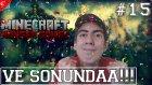 Minecraft Hunger Games Türkçe | Ve Sonundaa!!! | Bölüm 15 W/facecam