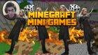 Minecraft Türkçe - Çeşit Çeşit Mini Games - Yerli Legolas