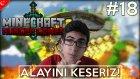 Minecraft Türkçe Hunger Games - ALAYINI KESERİZ!! - Bölüm 18