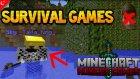 Minecraft Türkçe Hunger Games | Hayaller Hayatlar | Bölüm 28