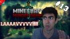 Minecraft Türkçe Hunger Games | LAAAAVVVVV!!!! | Bölüm 13