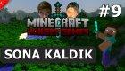 Minecraft Türkçe Hunger Games | Ölümüne Mücadele | Bölüm 9