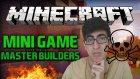 Minecraft Türkçe | İnşaat Yarışması | Mini Games | Bölüm 3
