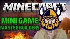 Minecraft Türkçe | İnşaat Yarışması | Mini Games | Bölüm 5