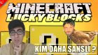 Minecraft Türkçe Lucky Block | Şans Blokları Modu | Kim daha Şanslı?
