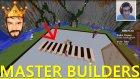 Minecraft Türkçe : Master Builders | Tutunamayanlar! #6