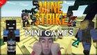 Minecraft Türkçe Mini Games | MineStrike | Deli Çatışma!