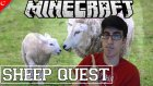 Minecraft Türkçe | Mini Games | Sheep Quest | Bu Sefer Güldürmedi