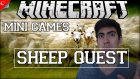 Minecraft Türkçe | Mini Games | Sheep Quest |  KOYUN KAÇIRMA!!