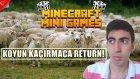 Minecraft Türkçe | Mini Games | Sheep Quest | Koyun Kaçırmaca