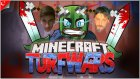 Minecraft Türkçe | Mini Games | Turf Wars | Ugadamera