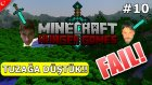 Minecraft Türkçe Survival Games   TUZAAKK!!   Bölüm 10