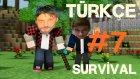 Minecraft Türkçe Survival | Multiplayer Hayatta Kalma | Bölüm 7