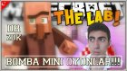 Minecraft Türkçe - The Lab - Mini Games - Bomba Mini Oyunlar