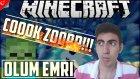 Minecraft Türkçe - Türk Yapımı Harita - Ölüm Emri - ÇOK ZOORR!!!