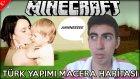 Minecraft Türkçe | Türk Yapımı Macera Haritası | Anneni Kurtar!