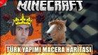 Minecraft Türkçe | Türk Yapımı Macera Haritası | Bölümlü Harita 2