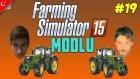 Modlu Farming Simulator 15 Türkçe Online   Odun Bizim İşimiz   Bölüm 19