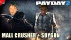 Payday 2 Türkçe Online Multiplayer | Alışveriş Merkezi Yağmalama + Soygun