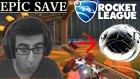 Rocket League Türkçe Multiplayer | Epic Save!! | Bölüm 3