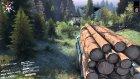 Spintires Türkçe Multiplayer | Zorlu Yolculuk | Bölüm 3