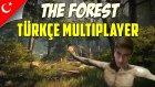 The Forest Türkçe Multiplayer Coop | Abi Havada Uçuyorsun | Bölüm 3
