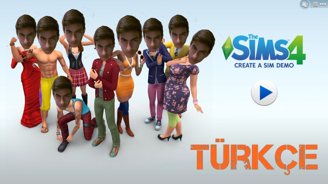The Sims 4 Create-A-Sim demo now available for download