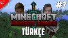 Türkçe Minecraft Hunger Games | Muradıma Erdim | Bölüm 7