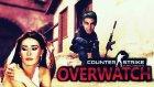 Yıldız Tilbe?? | Cs:go Overwatch Türkçe | Bölüm 3