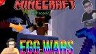 1.9 Pvp Fark Etmez!! | Minecraft Egg Wars Türkçe | Bölüm 13
