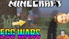 4 Kişiye Saldırdım! | Minecraft Egg Wars Türkçe | Bölüm 26