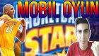 Basketball Stars (Mobil Oyun) - DELİ BİR BASKETBOL OYUNU