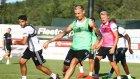 Beşiktaş Sezon Hazırlıklarına Devam Ediyor