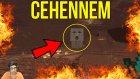 Cehennemdeki Ghast | Minecraft Türkçe Survival - Gökyüzü Macerası #13